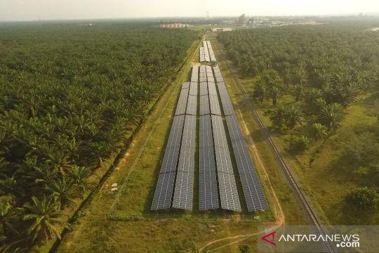 PLTS Sei Mangkei produksi listrik bersih 1,6 GWh per tahun