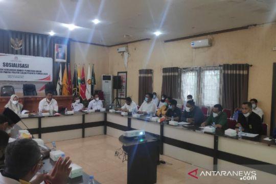 KPU Sultra minta parpol calon peserta Pemilu 2024 siapkan diri