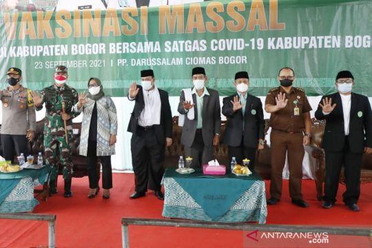 MUI Kabupaten Bogor fokus edukasi ulama tentang sadar vaksinasi