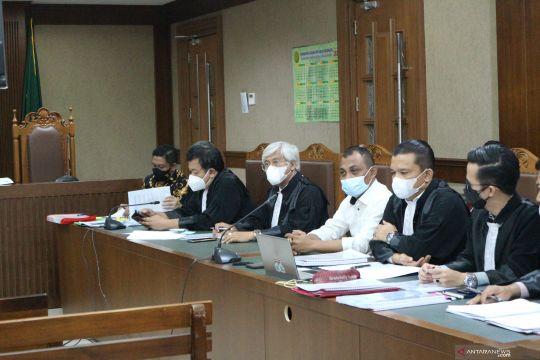 Syahrial ungkap komunikasi Wakil Ketua KPK Lili Pintauli soal perkara