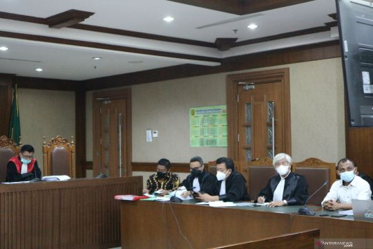 Robin Pattuju akui janji amankan kasus eks Wali Kota Tanjungbalai