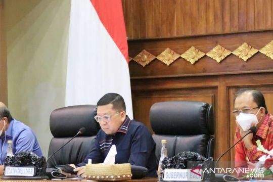 Koster minta Komisi II DPR perjuangkan pembahasan RUU Bali di 2022