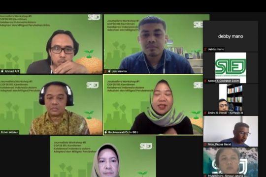 Dirjen KLHK: Indonesia targetkan dekarbonisasi 29 persen