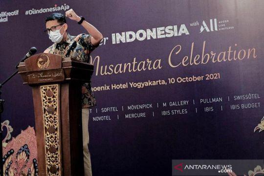 Sandiaga ingin batik jadi simbol kebangkitan ekonomi sektor ekraf