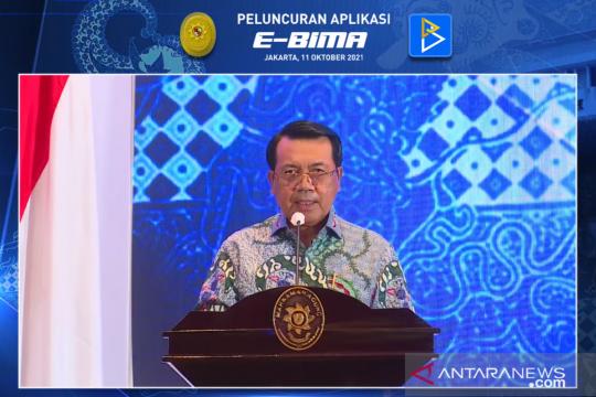 Ketua MA: e-Bima wujudkan tata kelola keuangan yang transparan