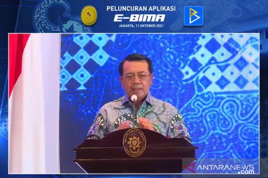 Ketua MA minta seluruh pimpinan satuan kerja gunakan aplikasi e-Bima