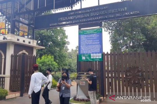 Pengelola Setu Babakan uji coba kunjungan wisatawan ke Museum Betawi