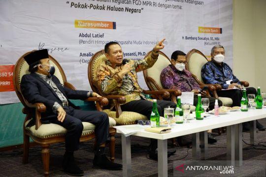 MPR RI: Kehadiran PPHN tidak perlemah konsensus penguatan presidensial