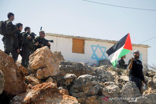 Palestina kecam pembangunan permukiman baru Israel di Tepi Barat