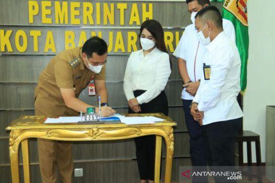 Kementerian PUPR hibahkan PSU di Banjarbaru senilai Rp1,16 miliar