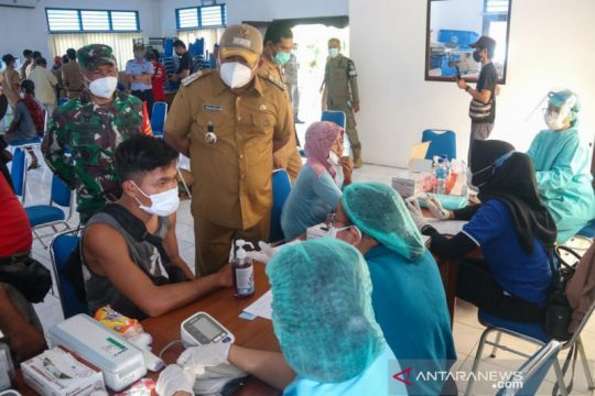 Satgas COVID-19 razia sertifikat vaksin di PPN Jembrana-Bali