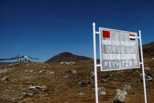 China persoalkan kunjungan Wapres India di wilayah sengketa