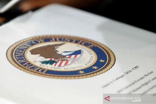 Anggota AL Amerika didakwa bocorkan rahasia kapal selam nuklir