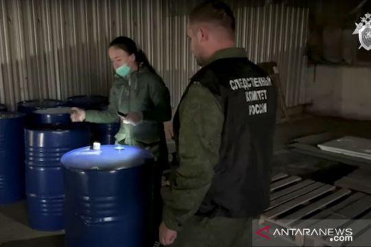 34 orang tewas di Rusia akibat keracunan alkohol
