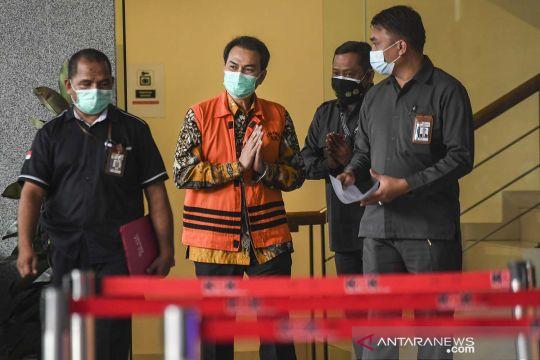 Pemeriksaan perdana Mantan Wakil Ketua DPR Azis Syamsuddin