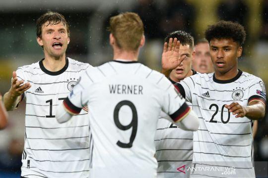 Libas Makadonia Utara 4-0, Jerman dipastikan lolos ke Piala Dunia 2022
