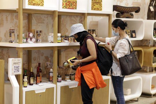Produk hasil hutan unggulan RI tampil di Expo 2020 Dubai