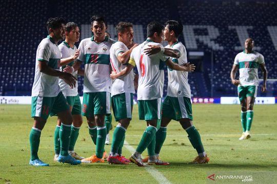 PSSI sambut baik naiknya peringkat FIFA timnas Indonesia
