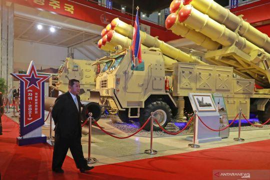 Kim Jong Un tuding AS, Korsel ancam perdamaian dengan kegiatan militer