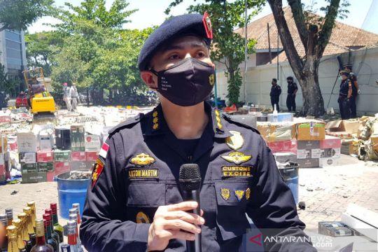 Bea cukai bakal hibahkan ratusan laptop ke Pemkot Semarang