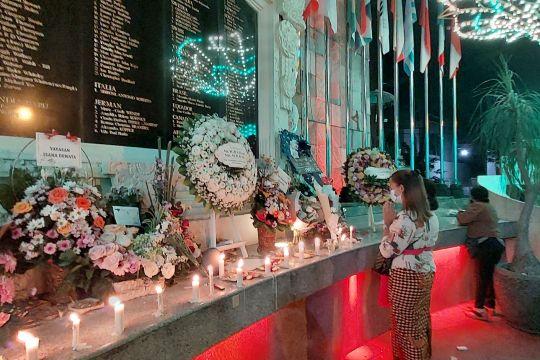 Peringati Bom Bali I, LPSK harap tragedi terorisme tak terulang