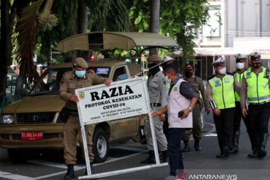 Satgas: Kasus aktif COVID-19 tersisa 597 orang di Aceh