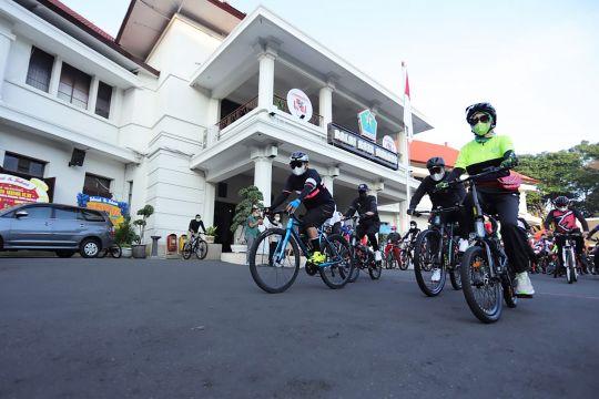 Wali Kota Malang diberi sanksi denda Rp25 juta akibat langgar PPKM