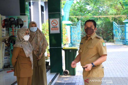 Wali Kota Arief: tes cepat 200 siswa SMP tak ditemukan kasus COVID-19