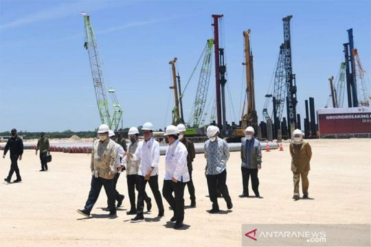 """Airlangga: Smelter Freeport """"single line"""" bakal jadi terbesar di dunia"""