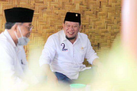 Ketua DPD RI ingatkan Pemda tidak tunda pembangunan jalan