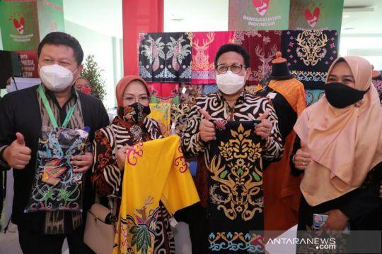 Mendes: Go Borneo perluas pemasaran produk UMKM khas Kaltim