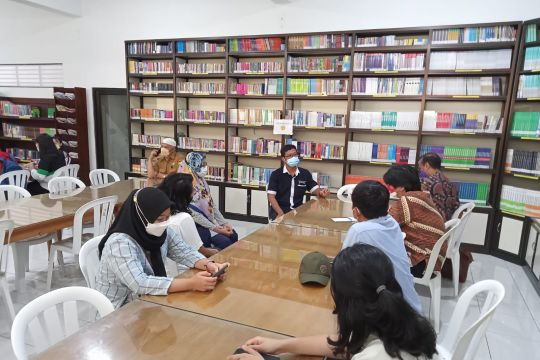 KSP: PTM di SMA/SMK Jambi terapkan prokes ketat