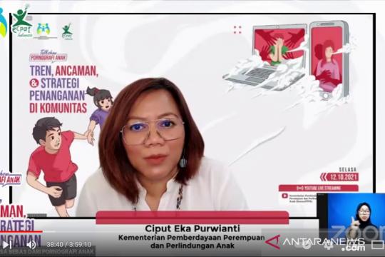 KPPPA tingkatkan literasi digital cegah anak terpapar pornografi