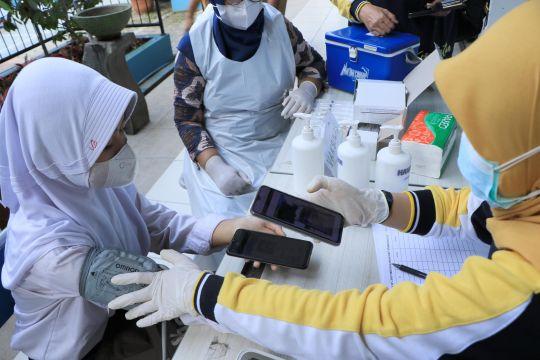 Dinkes Tangerang: Capaian vaksinasi dosis pertama sudah 85,2 persen