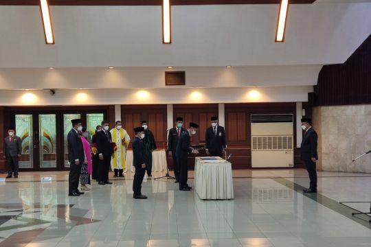 BKKBN lantik empat pejabat pimpinan tinggi pratama