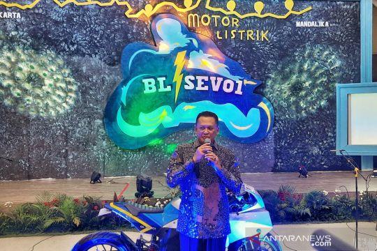 IMI apresiasi pengembangan motor listrik BL-SEV01
