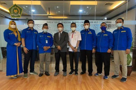 DPP Ampuh harapkan jamaah RI tidak wajib booster untuk umrah