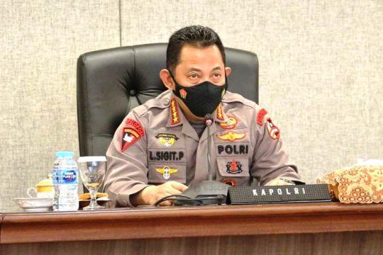 Kapolri perintahkan jajaran tindak tegas Pinjol ilegal