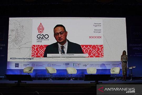 Indonesia ajukan inisiatif G20 Digital Innovation Network