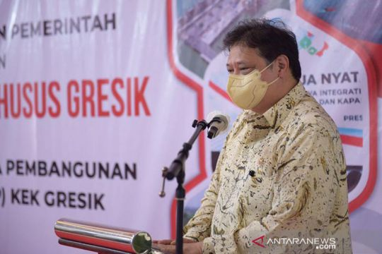 Menko Airlangga : 15 KEK yang beroperasi serap 23 ribu tenaga kerja