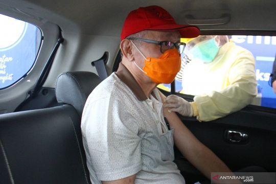 Penyuntikan vaksin COVID-19 di RI pada Jumat lebih dari 2 juta kali