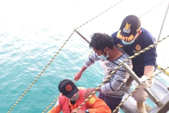 Tiga nelayan Sibolga tenggelam di perairan Agam ketemu selamat