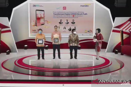 Bank Mandiri selenggarakan virtual workshop untuk UMKM