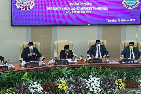 DPRD mengapresiasi kinerja dan pencegahan COVID-19 di Tangerang