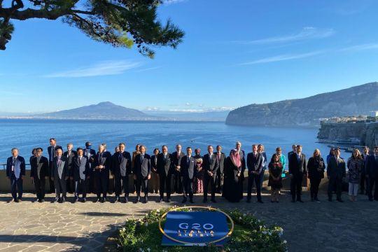 Mendag Lutfi hadiri pertemuan tingkat menteri negara G20 di Italia