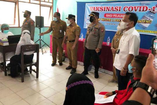 Anggota DPR dorong vaksinasi pelajar dipercepat sukseskan PTM Kalteng