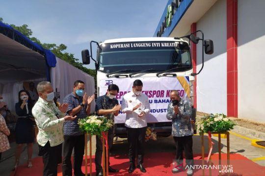 Menperin lepas ekspor sepeda ke Malaysia