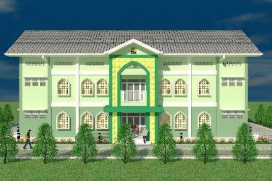 Kementerian PUPR bangun Rusun Ponpes Tasikmalaya senilai Rp2,5 miliar