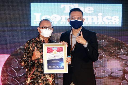 KAI raih 3 penghargaan Indonesia BUMN Awards 2021