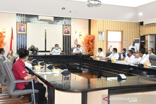 Pemkab Gorontalo Utara lakukan penataan penyaluran bansos